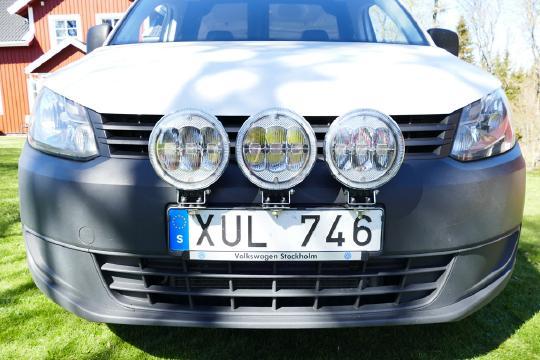 extra belysning bil