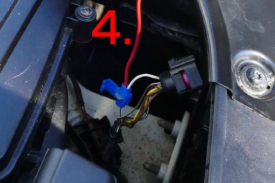 Electric Golf Caddy >> Så monterar du Extraljus på ditt fordon - VALOSTORE.SE