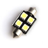 Spollampa 4 LED (36 mm), 120 lm (2 st)