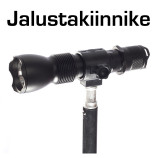Solarforce jalustakiinnike