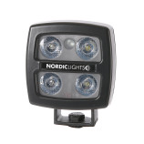 LED-Työvalo Nordic Spica LED N2401 24W, Leveä