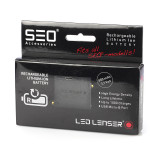 LED Lenser SEO 7R Batteri