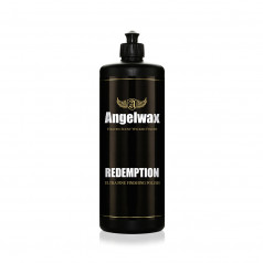 Polermedel Angelwax Redemption, Finishing
