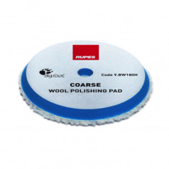Ullrondell Rupes Wool Polishing Pad Coarse, Blå