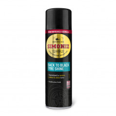 Däckglans Simoniz Back to Black Tyre Shine, 500 ml