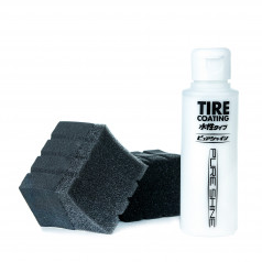 Rengaspinnoite Soft99 Pure Shine Tire Coating, 100 ml