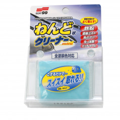 Puhdistussavi Soft99 Smooth Egg Clay Bar, 100 g
