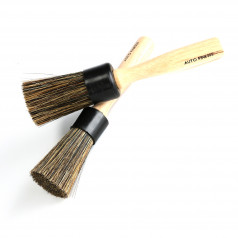 Viimeistelysetti Auto Finesse Hog Hair Detailing brushes