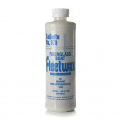 Puhdistava venevaha Collinite 870 Fiberglass Boat Fleetwax, 470 ml