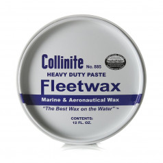 Båtvoks Collinite 885 Heavy Duty Paste Fleetwax, 355 ml
