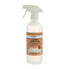 Läderrengöring Furniture Clinic Leather Ultra Clean, 500 ml