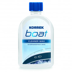 Puhdistava venevaha Korrek Boat Cleaner Wax, 350 ml