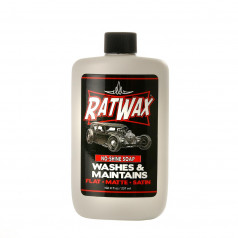 Mattashampoo Rat Wax No Shine Car Soap, 237 ml