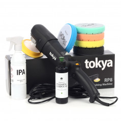 Poleringspaket Tokya RP8 All In One BASIC - Roterande