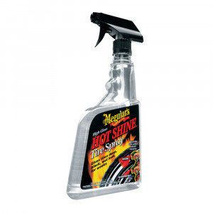 Dekkglans Meguiars Hot Shine Tire Spray, 710 ml