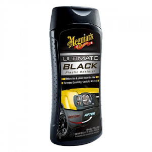 Plastfornyer Meguiar's Ultimate Black Plastic Restorer, 355 ml