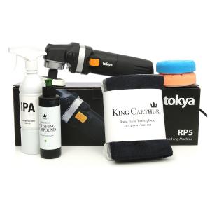 Poleringspakke Tokya RP5 All in One BASIC - Roterende