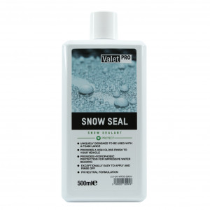 Skummende Hurtigforsegling ValetPRO Snow Seal, 500 ml