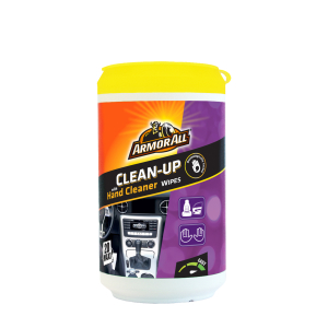 Våtservietter Armor All Clean-Up Hand Cleaner Wipes, 20 stk