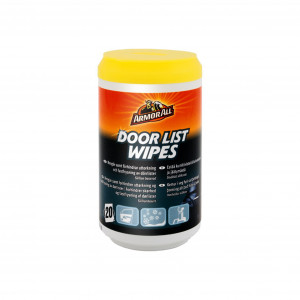 Våtservetter Dörrlistbehandling Armor All Door List Wipes, 20 st
