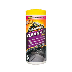 Våtservetter Interiörer Armor All Clean-Up Wipes, 36 st