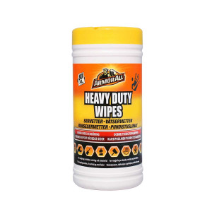 Våtservetter Allround Armor All Heavy Duty Wipes, 80 st