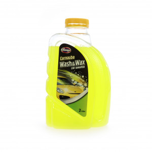 Vaxschampo Glosser Carnauba Wash & Wax, 2000 ml