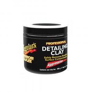 Rengöringslera Meguiars Detailing Clay Agressive, 200 g