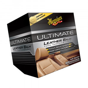 Lærbehandling Meguiar's Ultimate Leather Balm 160 g