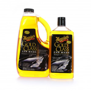 Bilshampo Meguiars Gold Class Car Wash Shampoo & Conditioner