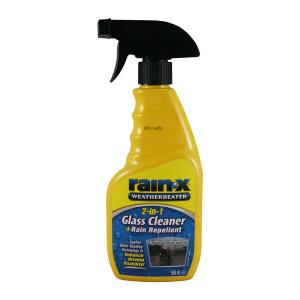 Glasbehandling Rain-X 2 in 1 Glass Cleaner + Repellent, 500 ml