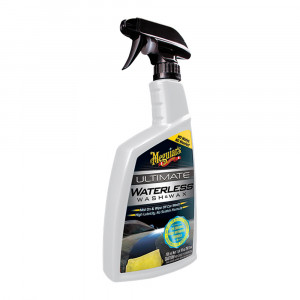 Vannfri Hurtigvask Meguiars Ultimate Waterless Wash & Wax, 768 ml