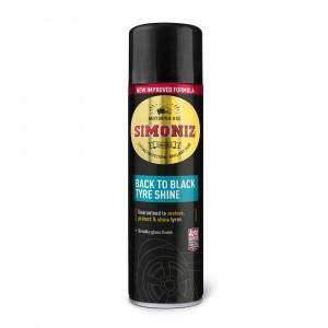 Däckglans Simoniz Back to Black Tyre Shine, 500 ml