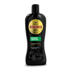 Bilvax Simoniz Carnauba Liquid Wax, 500 ml