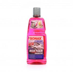 Förtvättsmedel Sonax Xtreme Rich Foam Shampoo - Fresh Berry, 1000 ml