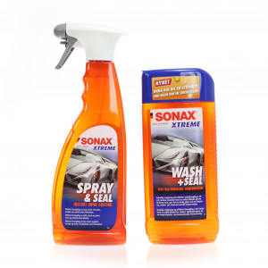 Snabbförsegling KIT Sonax Xtreme Spray & Seal + Wash & Seal
