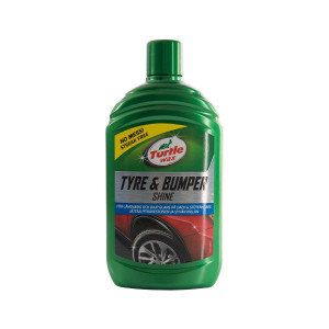 Däckglans Turtle Wax Tyre & Bumper Shine, 500 ml
