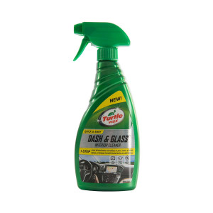 Interiörrengöring Turtle Wax Dash & Glass Cleaner, 500 ml
