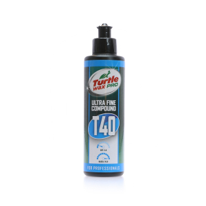 Polermedel Turtle Wax T40, Finishing, 250 ml
