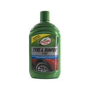 Dekkglans Turtle Wax Tyre & Bumper Shine, 500 ml