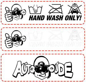 Hand Wash Only / Autodude - Tarrat