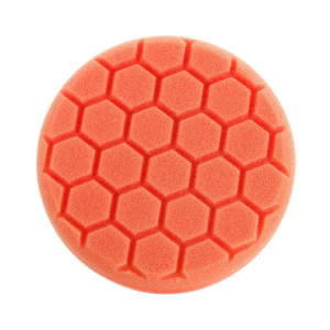Poleringspute Padboys Hex, Orange (Soft Cut)