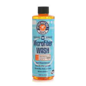 Mikrofiberrengöring Chemical Guys Microfiber Wash, 473 ml