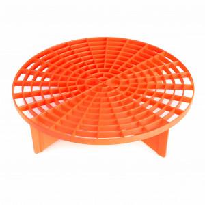 Smutsavskiljande Raster Scratch Shield, Röd