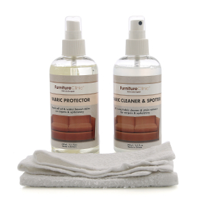 Kankaanhoitosetti Furniture Clinic Fabric Care Kit