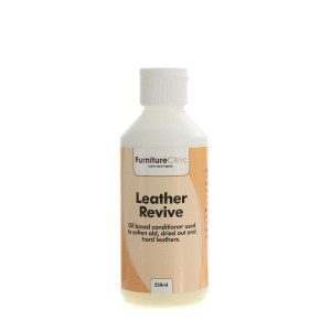 Läderbehandling Furniture Clinic Leather Revive, 250 ml