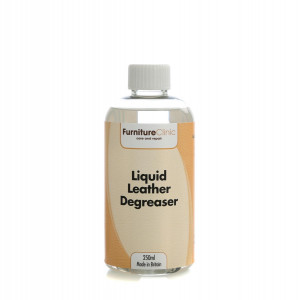 Fettborttagning Furniture Clinic Liquid Leather Degreaser, 250 ml