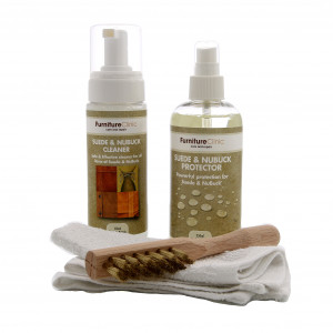 Mockabehandlingspaket Furniture Clinic Suede & NuBuck Kit