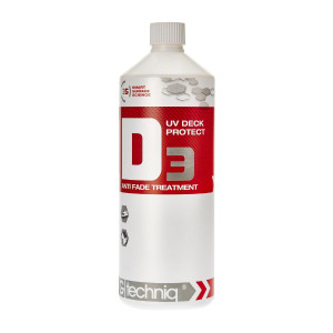 UV-skyddsmedel Trä Gtechniq D3 Deck UV Protect, 1000 ml