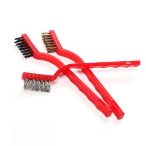 Borstset Kent Specialist Detailing Brushes, 3 st